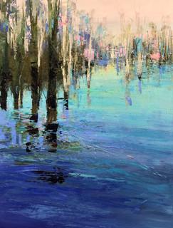 Andy Braitman  - Blue Winged Teal - 40 X 30 .jpg