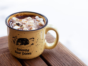 Naughty Hot Chocolate Recipe