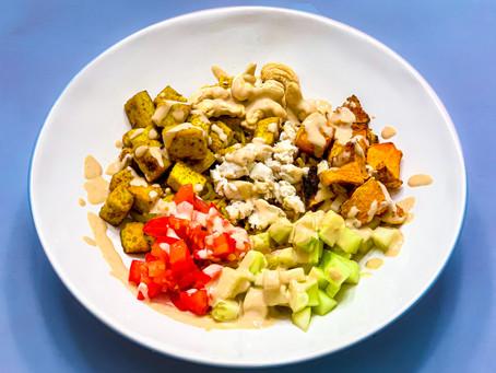 Turmeric Rice Veggie Bowls