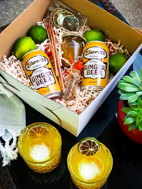 DIY Bombay Mule Mocktail Kit