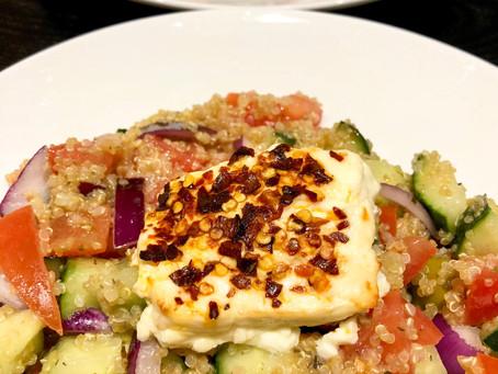 Winter Greek Salad