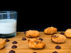Nut Butter Chocolate Chip Cookies