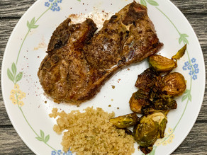 Indian-Style Lamb Chops