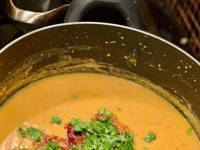 Instant Pot Tadka Dal