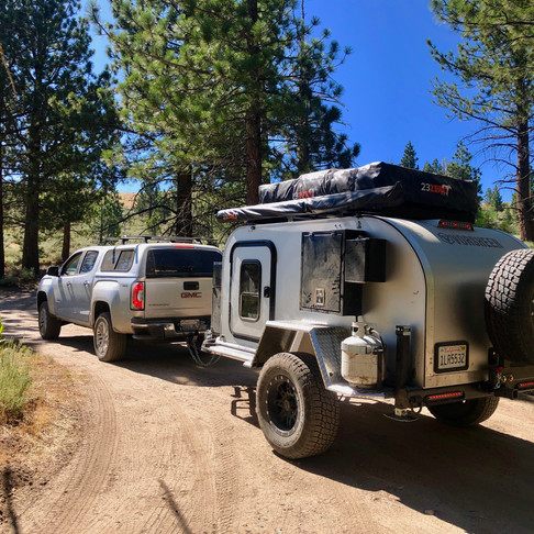 Choosing the Right Trail for Off Road Camping