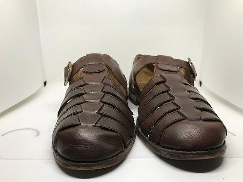 Remonte - Sandales cuir marron