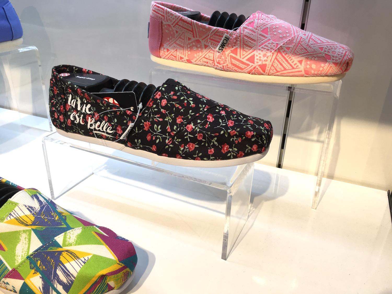 П-образные подставки для обуви