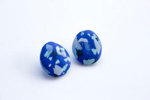 Greek Islands collection Blue Sea earrin