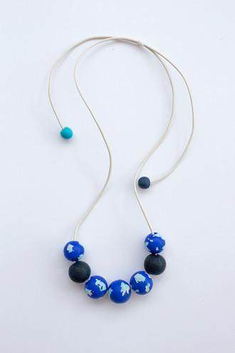 Greek Islands collection Blue Sea neckla