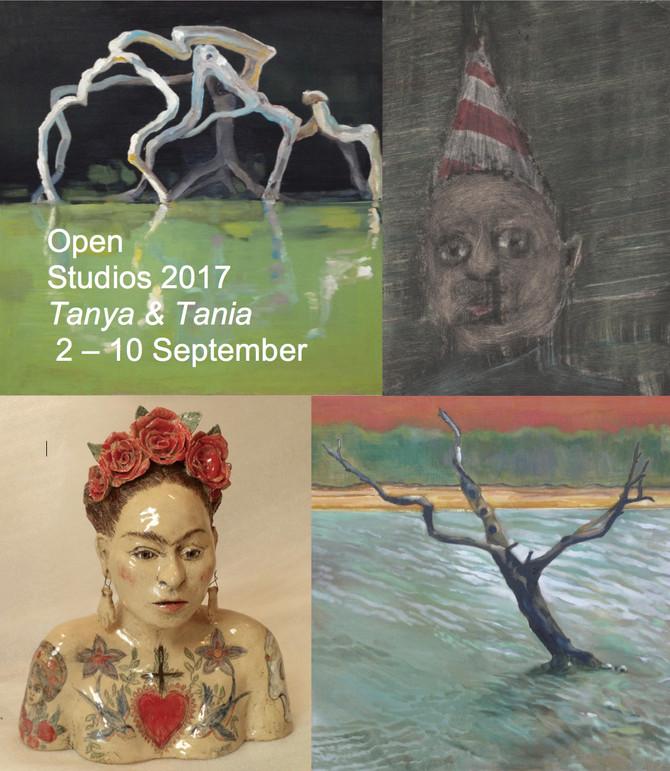 Open Studios 2017