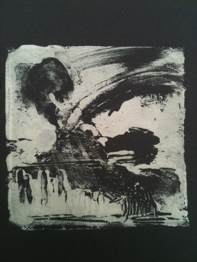 Printmaking in the Library