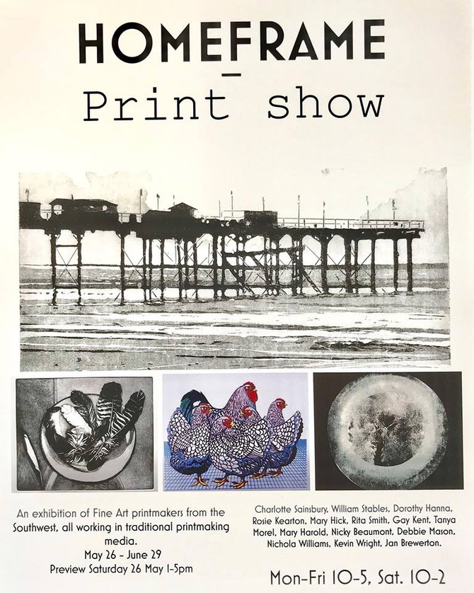 Print Show in Plymouth