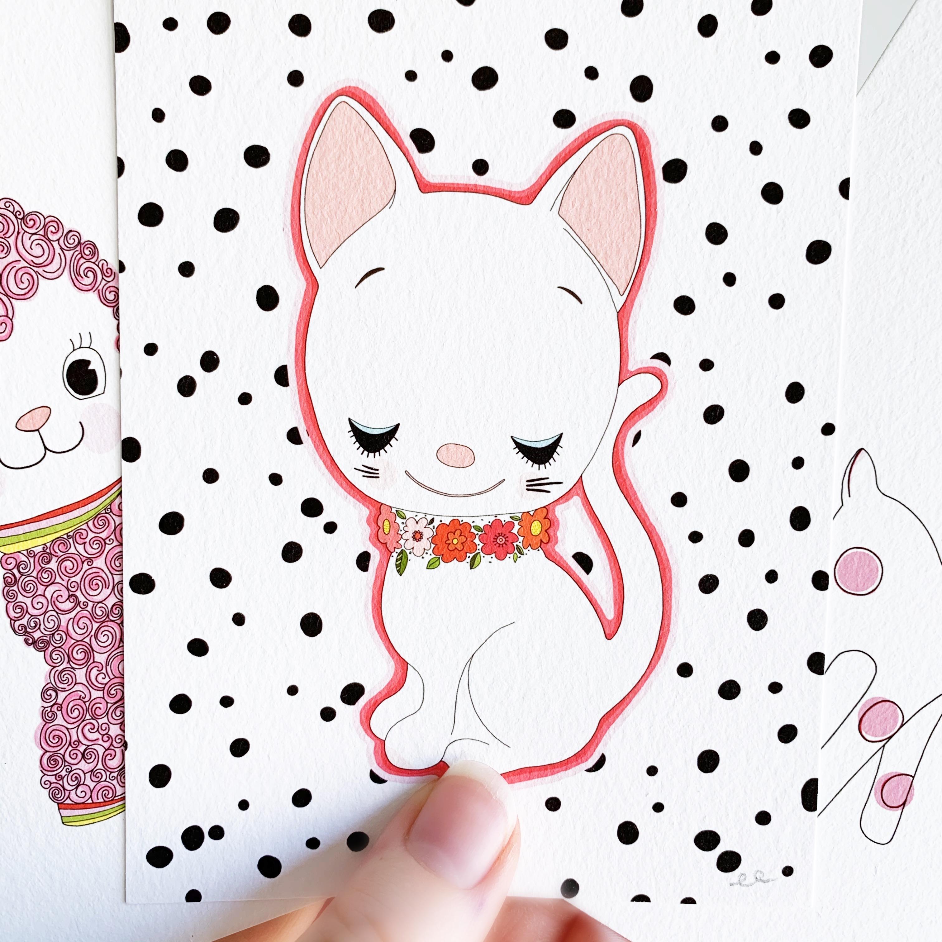 Kitsch Print Series