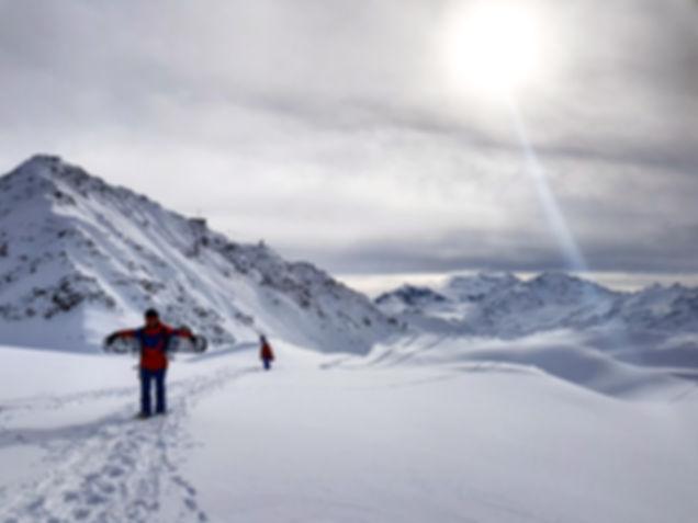 Cours privé de snowboard Verbier / 4 Vallées