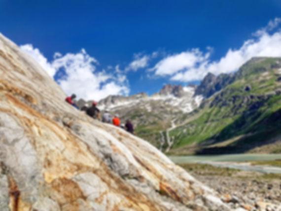 Initiation escalade Valais