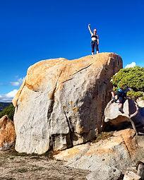 Cours de grimpe