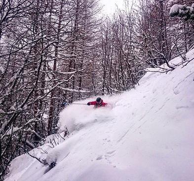 cours de ski freeride verbier