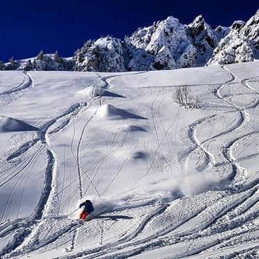 Cours privé de ski, école de verbier