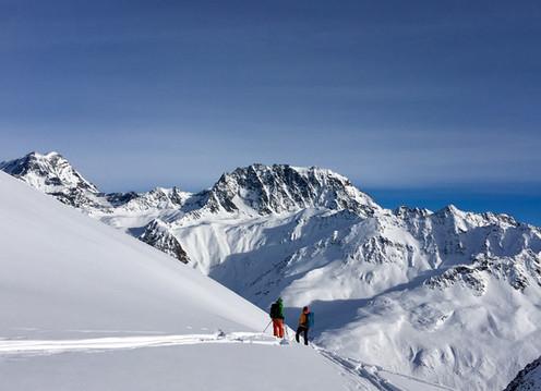 Cours privés de ski de randonnée