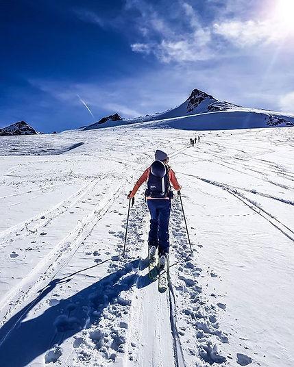 randonnée à ski verbier