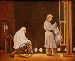 """F. Murray Abraham /Life In The Theatre 4  8"""" x 10"""" 1992"""