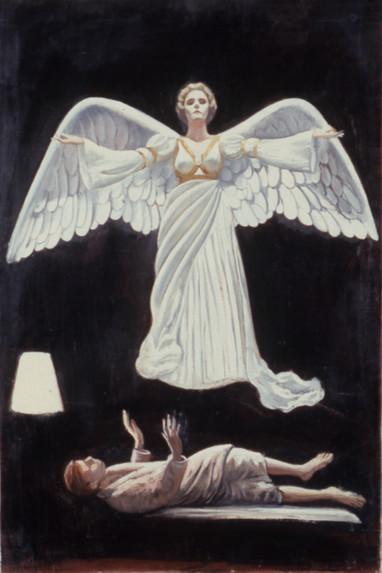 "Angels In America #2  29.5"" x 20"" 1994-1995"