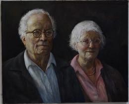 "Robert Venturi & Denise Scott Brown 21"" x 20"" 2014"
