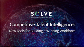 Competitive Talent Intelligence: New Tools for Building a Winning Workforce