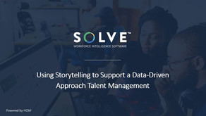 HR Analytics: Using Storytelling to Support a Data-Driven Approach to Talent Management