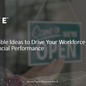 Preparing for 2021: 3 Actionable Ideas to Drive Your Workforce and Financial Performance