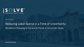 Workforce Planning During a Pandemic: How to Reduce Spending Now while Retaining Talent for Recovery