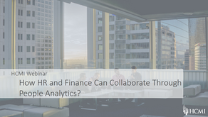 How HR and Finance Can Collaborate Through People Analytics