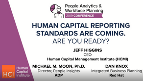 2019 PAWP Panel Discussion - Human Capital Reporting Standards are Coming. Are You Ready?