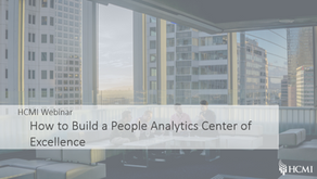 How to Build a People Analytics Center of Excellence