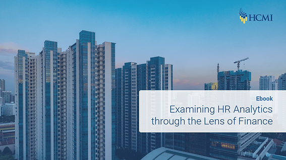 Examining HR Analytics Through the Lens of Finance