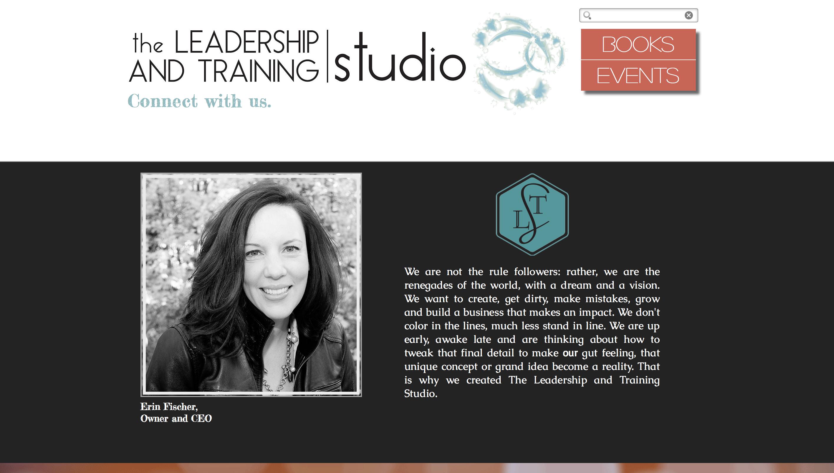 The Leadership and Training Studio