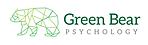 Green Bear Psychology secondary logo.png