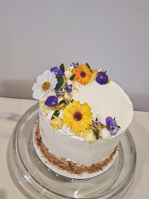 Medium Celebration Cake - Serves up to 20 people