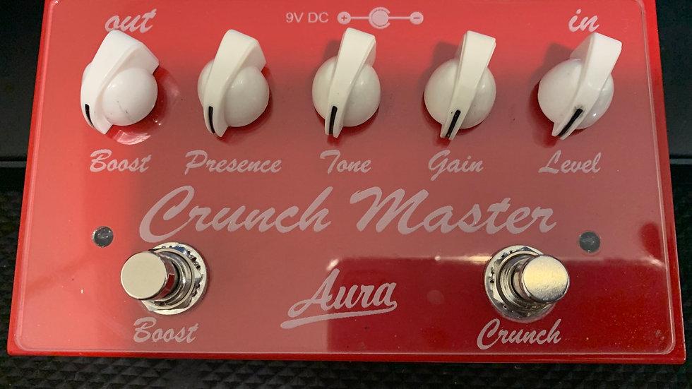 Aura - Crunch Master demo