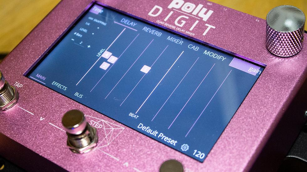 Poly Effect - Digit
