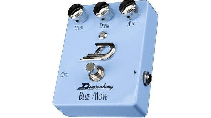 Duesenberg Blue Move 2 Chorus
