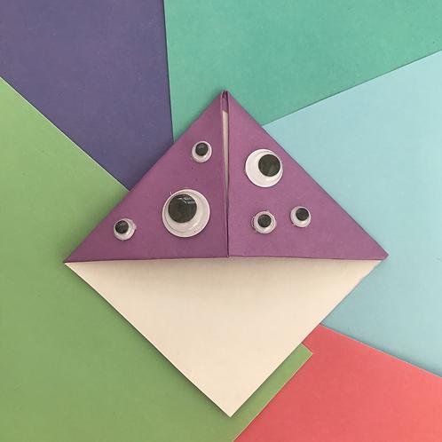 Crafternoon Mini Craft Box: Origami Bookmark