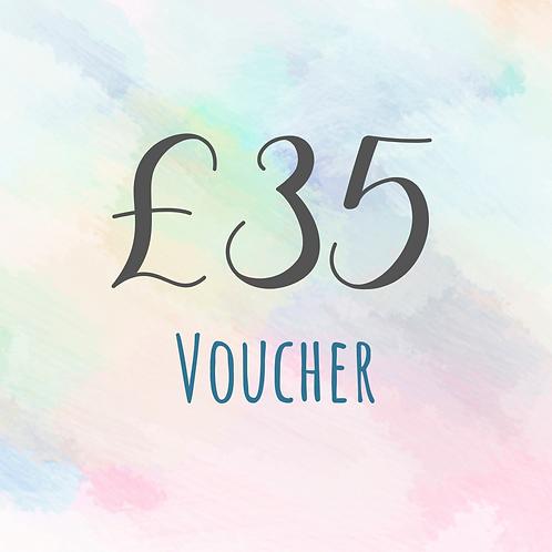 £35 Gift Voucher