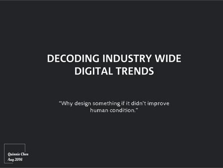 Decoding Digital Trends