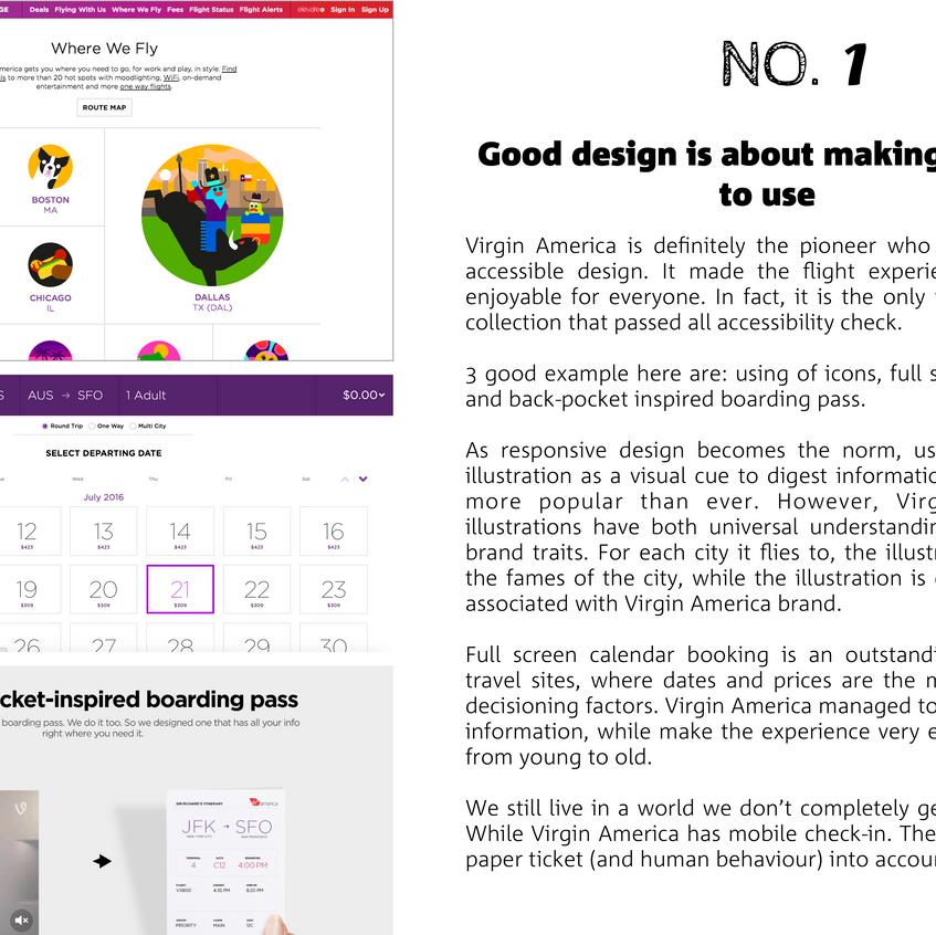 2.1  inclusive design - virgin america