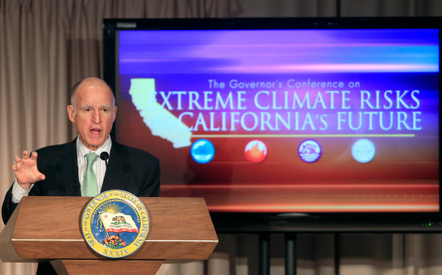 Ben Panelist on Climate Change with Governor Jerry Brown