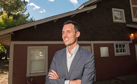 Ben Named Director of the John Muir Institute of the Environment
