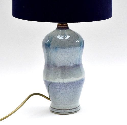 Curved Porcelain lampbase