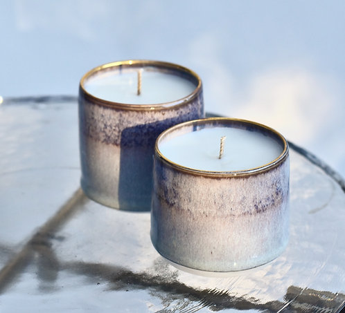 Small Candle- Heather