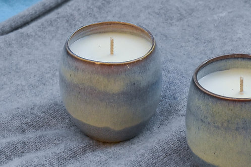 Large Candle- Heather